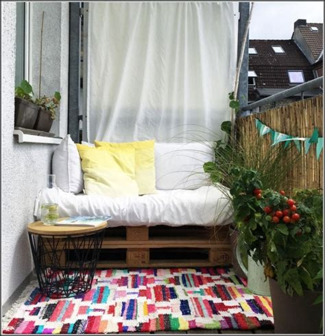 Balkon Selbst Gestalten by Kleiner Balkon Gestalten Tipps Balkon House Und Dekor