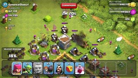 game coc mod v8 67 8 fhx coc server clash download apk for android aptoide