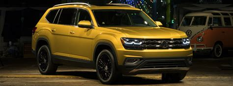 black volkswagen atlas 2018 volkswagen atlas color options