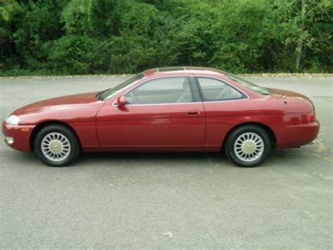 used lexus coupe find used 1992 lexus sc300 base coupe 2 door 3 0l in
