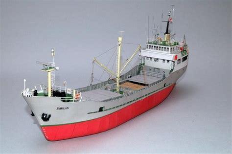 mini boat models flora emilia model cargo ship blueprints models