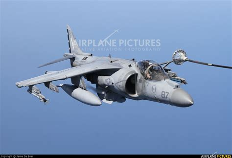 harrier section 2 165306 usa marine corps mcdonnell douglas av 8b