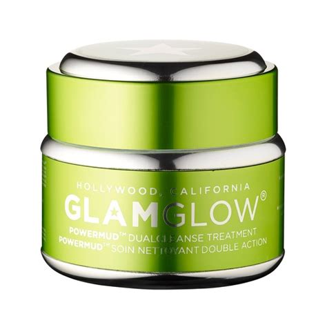 Glamglow Detox Mask by Glamglow Powermud Dual Cleanse Treatment Rank Style