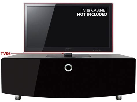 table top tv stand valubrackets tv06 table top stand tv stands