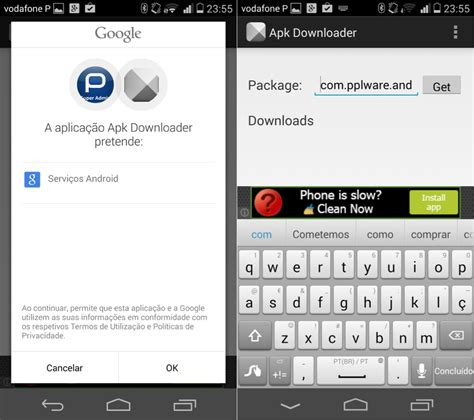 apk downloader extension apk downloader extension grave as aplica 231 245 es no seu android pplware