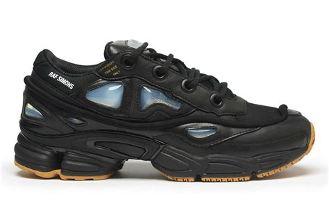 Raf Simons Shoes All Black by Adidas X Raf Simons Ozweego Black Available To Buy Now Cult Edge