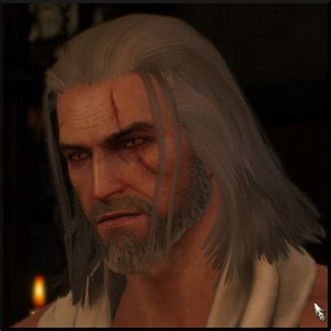 beard and hairstyles witcher 3 witcher 3 hair beard styles and locations