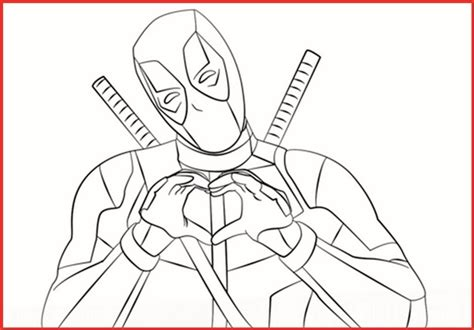 marvel deadpool ausmalbilder gratis rooms project
