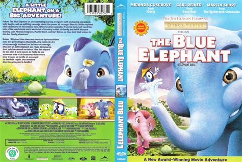 film blue elephant the blue elephant l 233 l 233 phant bleu movie dvd scanned