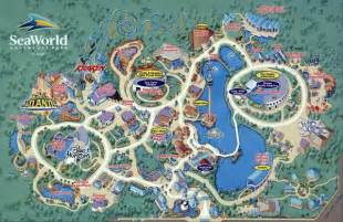 map of sea world florida maps update 7001125 orlando florida tourist attractions