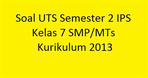 Buku Headline 3 For Smp Mts Kurikulum 2013 soal uts semester 2 ips kelas 7 smp mts kurikulum 2013 akses guru