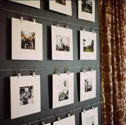 Photo Hanging Clips 12 Affordable Tricks To Originally Bring Photography Into