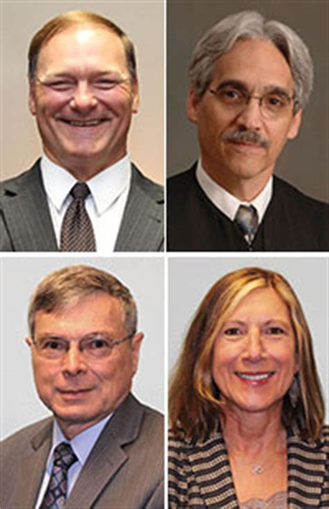 Scioto County Common Pleas Court Records Judges Named To Ohio State Bar Board
