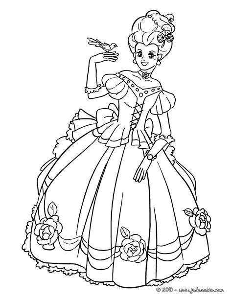 princess sissi coloring pages coloriages coloriage princesse fr hellokids
