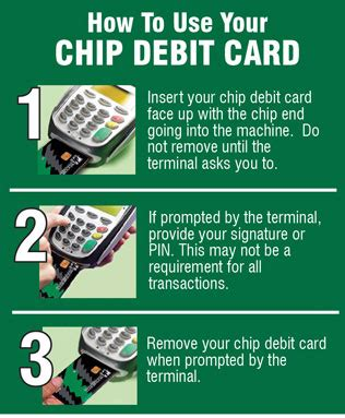 how to make debit card payment chip debit cards