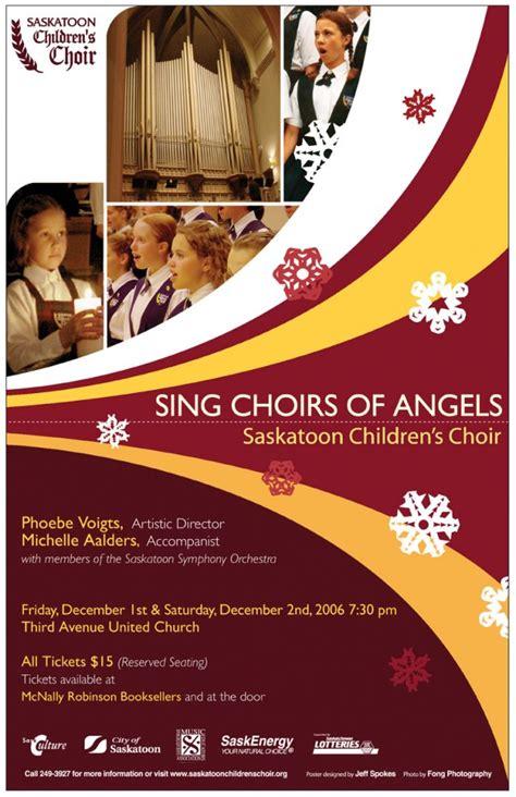 posterfalllarge saskatoon childrens choir