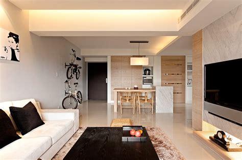 room decor small house: modern living room diner interior design ideas