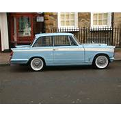 Just Joined  1967 Triumph Herald