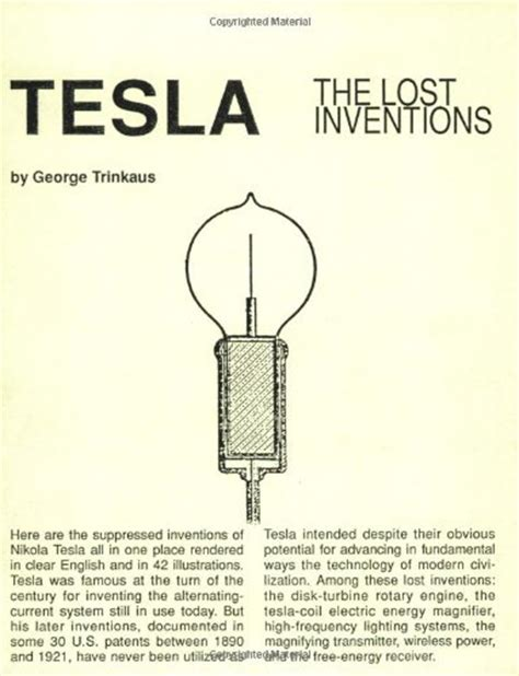 Nikola Tesla Lost Inventions Plant Electricity How To Generate Green Electricity From