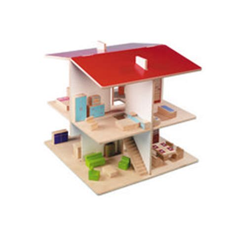 galt dolls house bid buy build the creative playthings slot together dollhouse is by roger limbrick