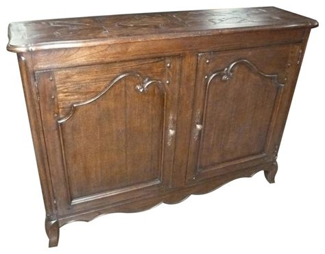 sideboard french country wood raised farmhouse buffets