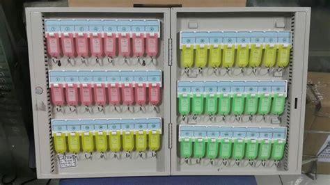 Gantungan Isi 5 jual key box isi 32 gantungan kunci tempat kotak kunci sinar karya office