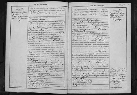 Marriage On Record Up In The Tree Page 2 A Genealogy Adventure