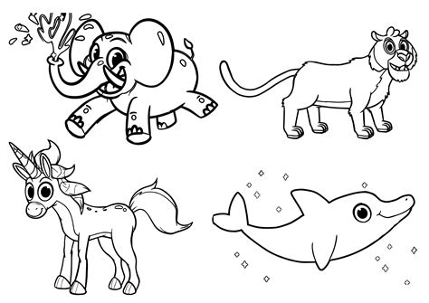 free printable coloring pages 4u colouring pages a4 squawking size a colouring pages