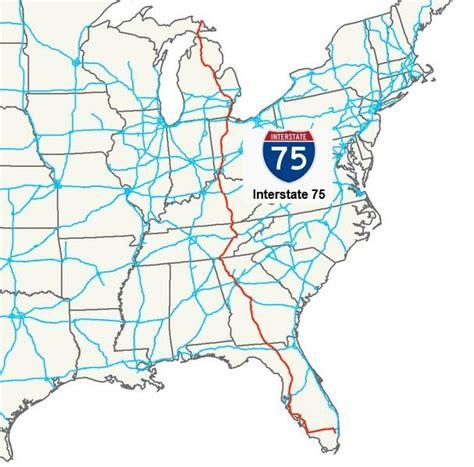 kentucky map i 75 update i 75 rockslide closure contract awarded by tdot wmot