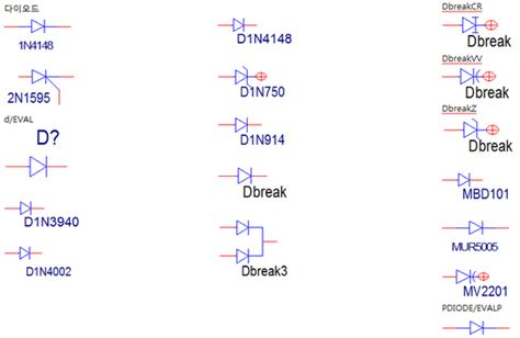 orcad diode symbol led diode orcad library 28 images linking a simulation model to a schematic component orcad