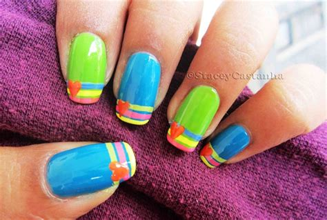 easy nail art stripes easy stripes nail art gallery