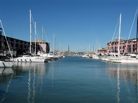 indirizzo porto di genova porticcioli scheda porto