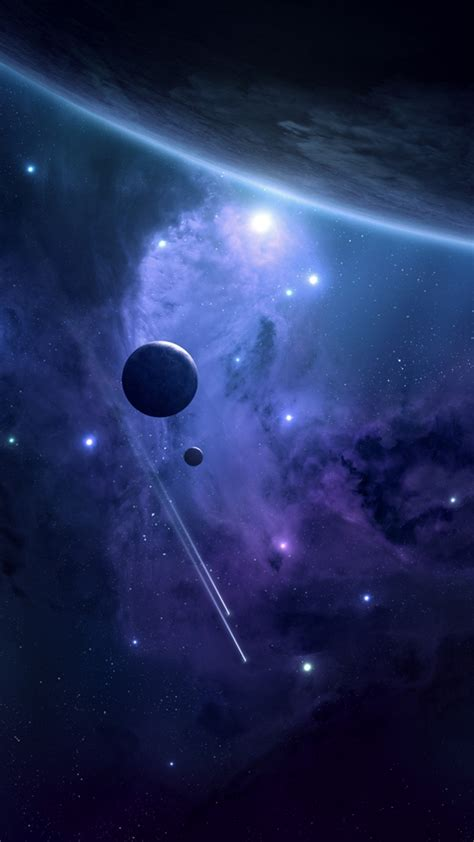 space wallpaper  iphone  pro max