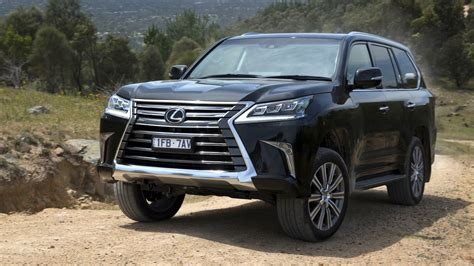 2016 Lexus Lx570 Review Caradvice