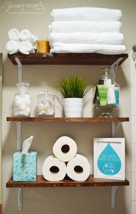 bathroom organization ideas pinterest best 25 bathroom storage over toilet ideas on pinterest over toilet storage toilet shelves