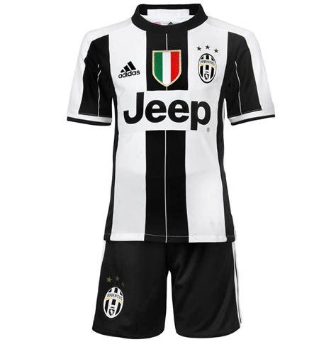 Juventus Home 2017 2016 2017 juventus adidas home mini kit ai6245
