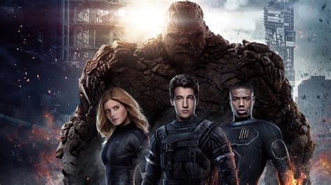 Fantastic Four Preview by The Fantastic Four Trailer Box Office Buz