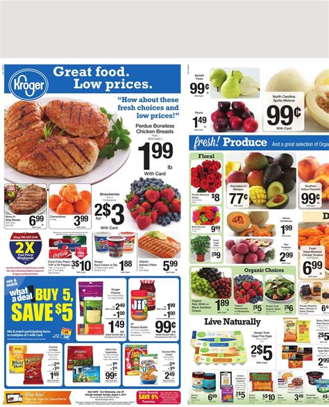 kroger weekly deals and coupon matchups feb 5th 11th kroger weekly ad bing images