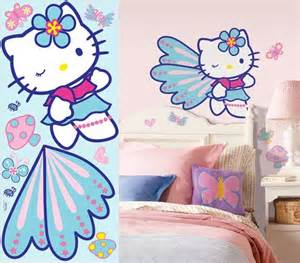 Hello Kitty Wall Mural Hello Kitty Giant Wall Mural