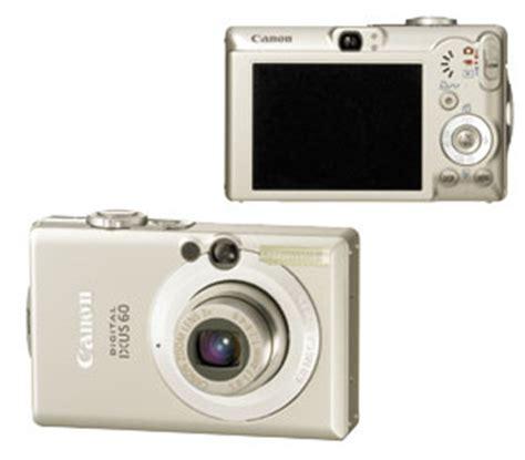 canon ixus 60 silver digital camera review, compare