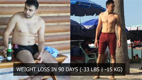 weight loss 90 days weight loss in 90 days 33 lbs 15 kg
