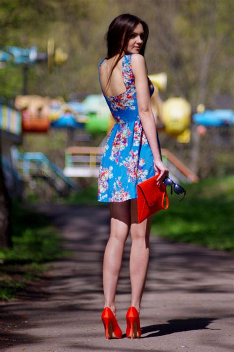 american street style fashion girl summer dress fav images amazing pictures