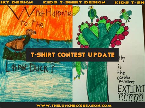 Competition Update by Birds And All Tropical Contest Update The Lunchbox