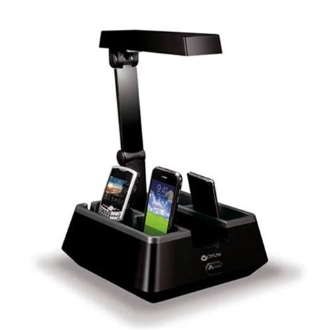 desk valet charging station ottlite charging valet desk l gadgetsin