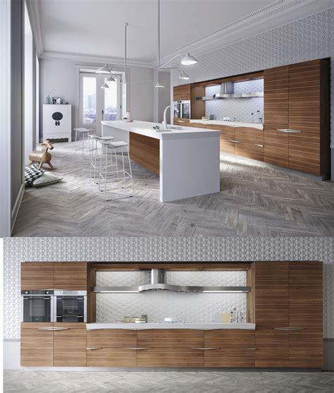 casas cocinas mueble muebles de cocina de colores ideas y dise 241 o de cocinas modernas construye hogar