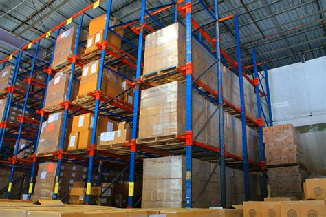 dive warehouse distributor of quality used warehouse storage racks and