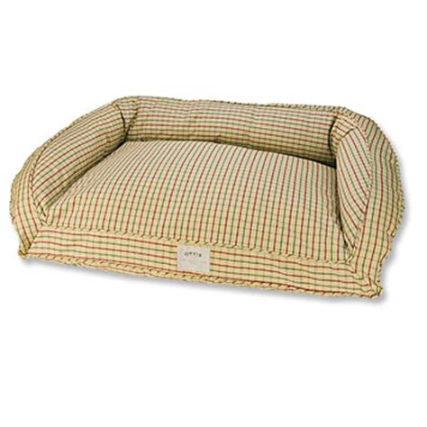 orvis dog bed dog couch bed toughchew 174 deep dish dog bed orvis