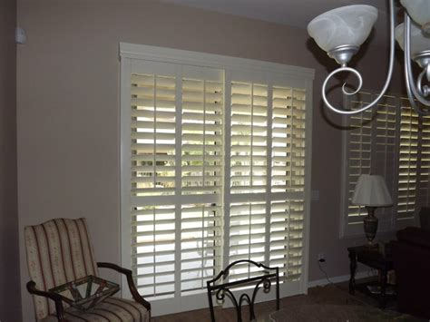 plantation shutters sliding glass door plantation shutters on sliding glass doors traditional