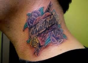114 tatouages pour la nuque ou derri 232 re l oreille
