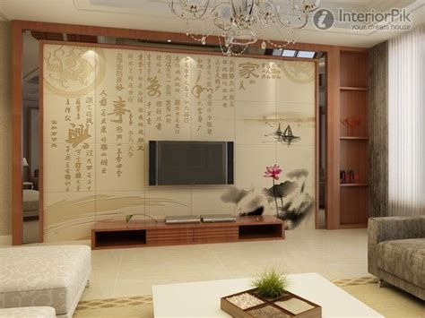 chinese style living room tv background wall tile decoration art wall wall tiles tiles decorative tile